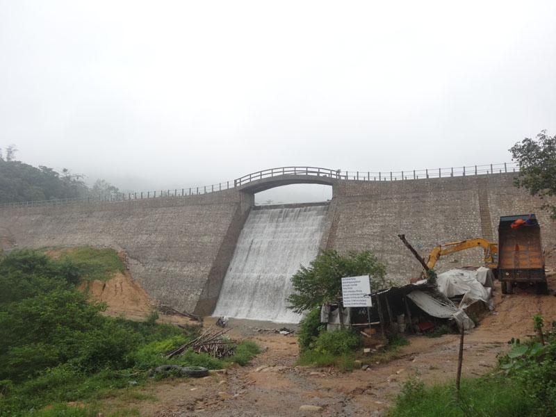 Hồ chứa nước Thanh Long